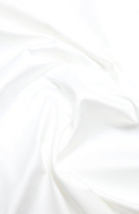 Мужского хлопковая наволочка FRETTE белого цвета, арт. FR0401 E0700 051C | Фото 2