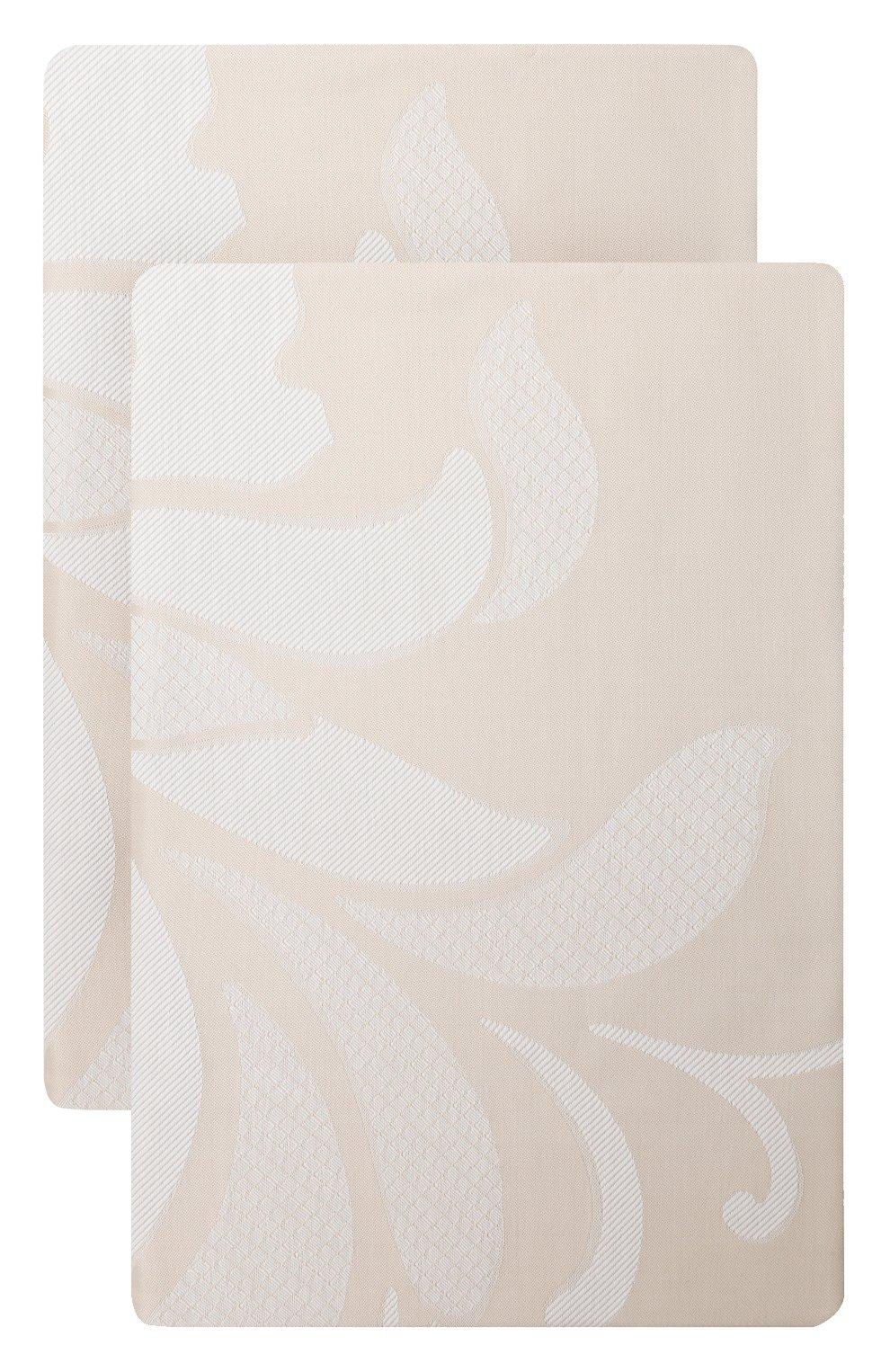 Мужского комплект из 2-х наволочек FRETTE бежевого цвета, арт. FR6666 E0784 065B | Фото 1