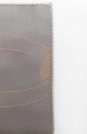 Мужского хлопковая наволочка FRETTE серого цвета, арт. FR6592 E0700 030B | Фото 2