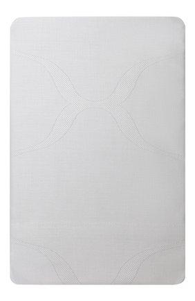 Мужского хлопковая наволочка FRETTE серого цвета, арт. FR6665 E0700 030B | Фото 1
