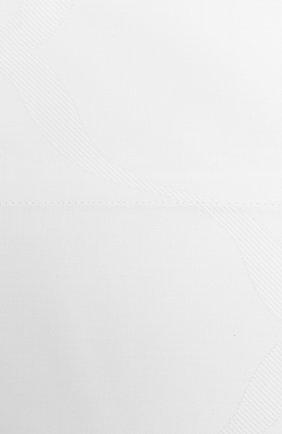 Мужского хлопковая наволочка FRETTE белого цвета, арт. FR6665 E0700 051C | Фото 2