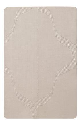 Мужского хлопковая наволочка FRETTE бежевого цвета, арт. FR6665 E0700 051C | Фото 1