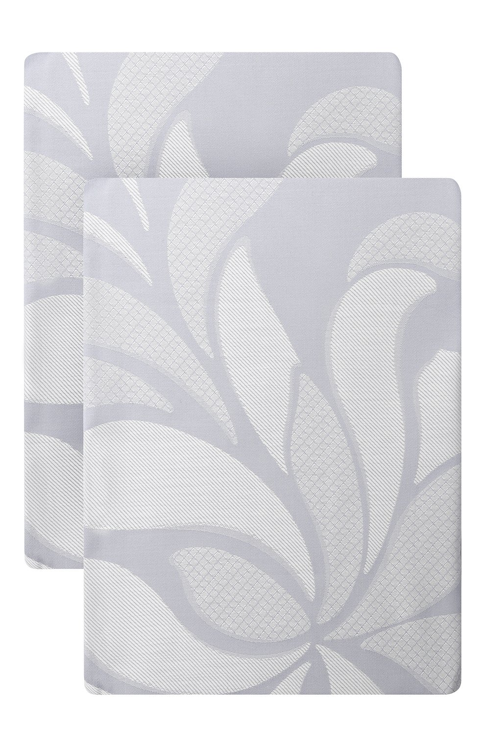 Мужского комплект из 2-х наволочек FRETTE голубого цвета, арт. FR6666 E0784 051C   Фото 1