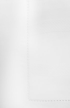 Мужского хлопковая наволочка FRETTE белого цвета, арт. FR6592 E0700 030B | Фото 2