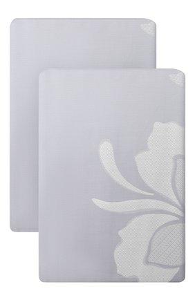 Мужского комплект из 2-х наволочек FRETTE голубого цвета, арт. FR6666 E0784 065B | Фото 1