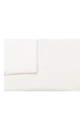 Мужского хлопковая простынь FRETTE белого цвета, арт. FR0000 E0400 270G | Фото 1