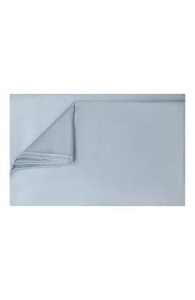 Мужского хлопковая простынь FRETTE голубого цвета, арт. FR0000 E0400 270G | Фото 1