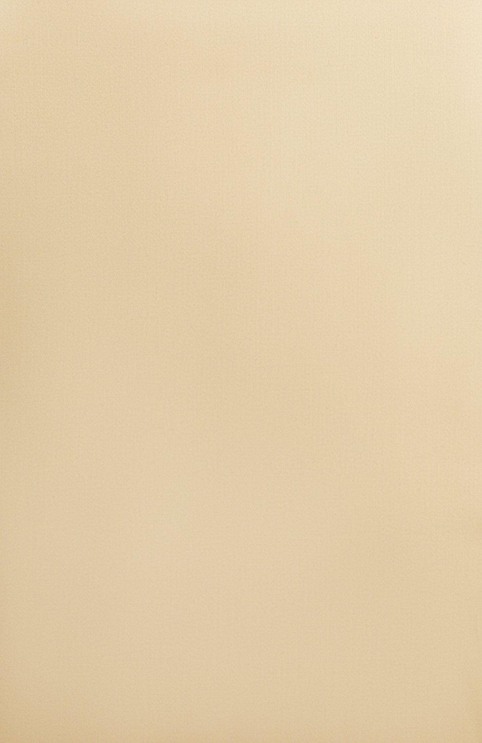 Мужского хлопковая простынь FRETTE желтого цвета, арт. FR0000 E0400 270G | Фото 3