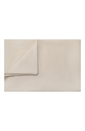 Мужского хлопковая простынь FRETTE бежевого цвета, арт. FR0000 E0400 270G | Фото 1