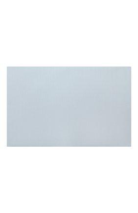 Мужского хлопковая простынь FRETTE голубого цвета, арт. FR0000 E0400 270G | Фото 2