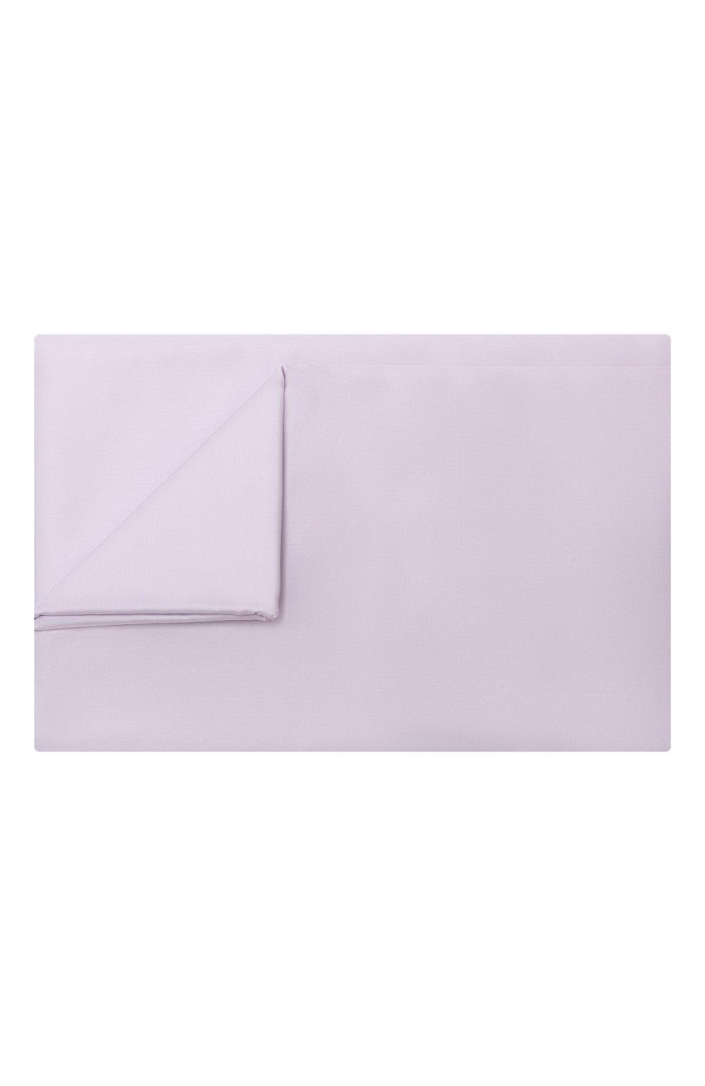 Мужского хлопковая простынь FRETTE сиреневого цвета, арт. FR0000 E0400 270G   Фото 1