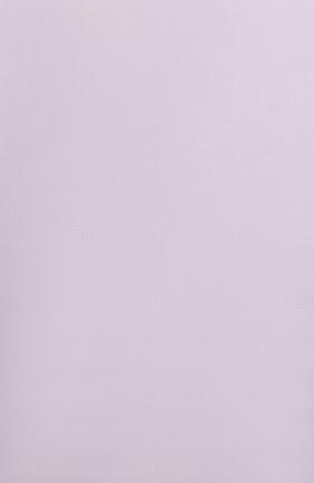 Мужского хлопковая простынь FRETTE сиреневого цвета, арт. FR0000 E0400 270G   Фото 3