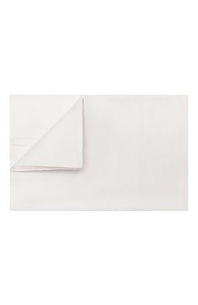 Мужского хлопковая простынь FRETTE белого цвета, арт. FR0000 E0400 270I | Фото 1