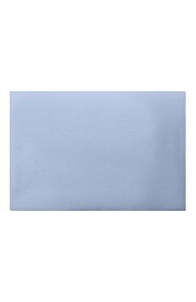 Мужского хлопковая простынь FRETTE голубого цвета, арт. FR0000 E0400 270I | Фото 2