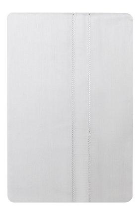 Мужского хлопковая наволочка FRETTE серого цвета, арт. FR0401 E0700 051C | Фото 1