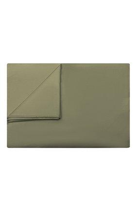 Мужского хлопковая простынь FRETTE зеленого цвета, арт. FR0000 E0400 270I | Фото 1