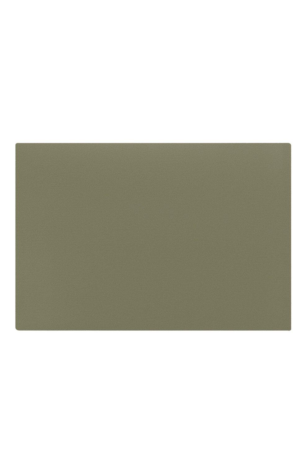 Мужского хлопковая простынь FRETTE зеленого цвета, арт. FR0000 E0400 270I | Фото 2