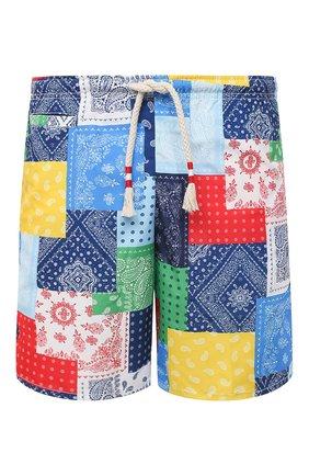 Детского плавки-шорты MC2 SAINT BARTH разноцветного цвета, арт. STBM CAPRESE L/CAP0002 | Фото 1