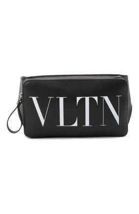Кожаная поясная сумка VLTN | Фото №1
