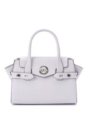 Женская сумка carmen MICHAEL MICHAEL KORS сиреневого цвета, арт. 30S0SNMS0L | Фото 1
