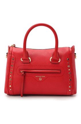 Женская сумка carine MICHAEL MICHAEL KORS красного цвета, арт. 30S0GCCS1T | Фото 1
