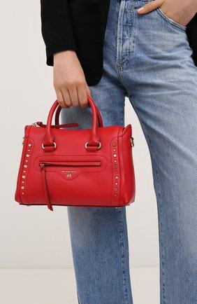 Женская сумка carine MICHAEL MICHAEL KORS красного цвета, арт. 30S0GCCS1T | Фото 2