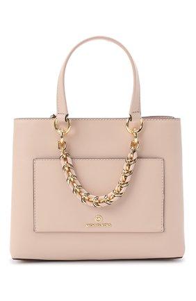 Женская сумка cece MICHAEL MICHAEL KORS светло-розового цвета, арт. 30S0G0EM0L | Фото 1