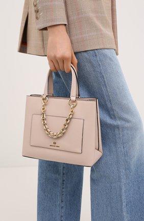 Женская сумка cece MICHAEL MICHAEL KORS светло-розового цвета, арт. 30S0G0EM0L | Фото 2