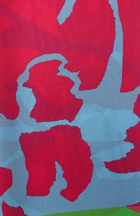 Мужские шелковый шарф ESCADA фуксия цвета, арт. 5033806 | Фото 2