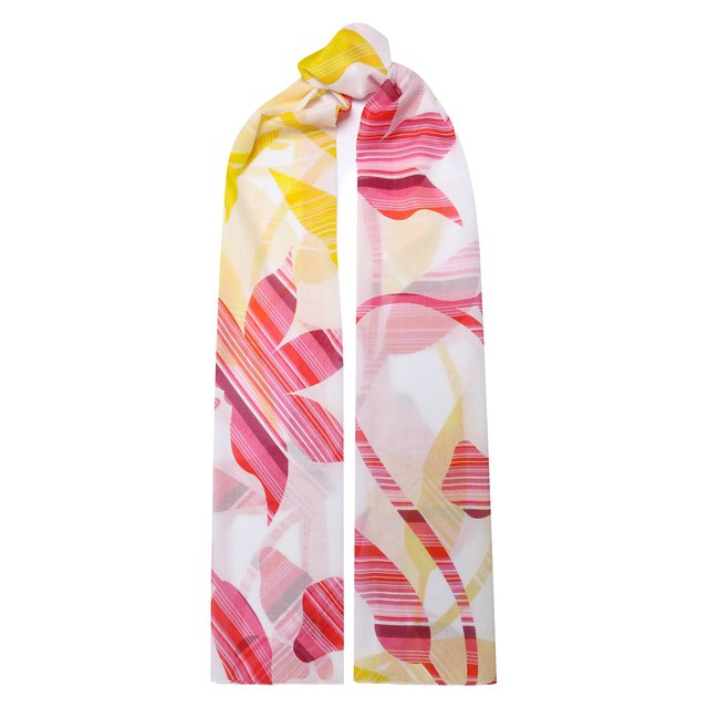 Хлопковый шарф Escada Sport