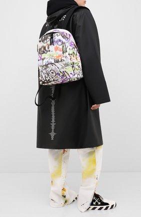 Мужской рюкзак VETEMENTS разноцветного цвета, арт. UAH21BA252 1301/M | Фото 2