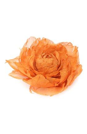 брошь rose FLOWER ME оранжевого цвета, арт. ROSE-NS005005S | Фото 2