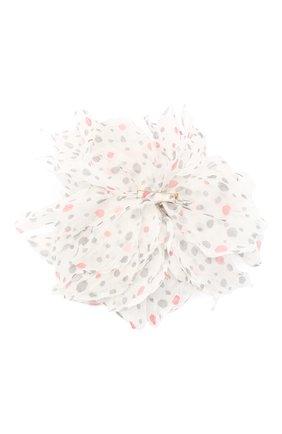 брошь pion FLOWER ME розового цвета, арт. PION-NS016005L | Фото 2