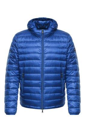 Мужская пуховая куртка PAUL&SHARK синего цвета, арт. C0P2008 | Фото 1