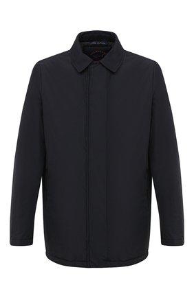 Мужская утепленная куртка PAUL&SHARK черного цвета, арт. I20P2036 | Фото 1