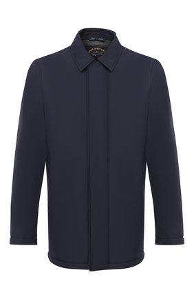 Мужская утепленная куртка PAUL&SHARK темно-синего цвета, арт. I20P2036 | Фото 1