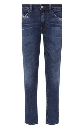 Мужские джинсы DIESEL синего цвета, арт. 00SB6D/009DE | Фото 1