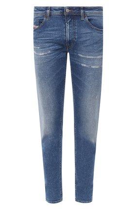 Мужские джинсы DIESEL голубого цвета, арт. 00SB6D/009ES | Фото 1
