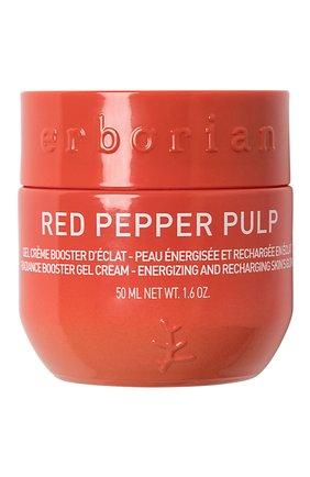 Гель-крем для лица red pepper pulp ERBORIAN бесцветного цвета, арт. 785111 | Фото 1