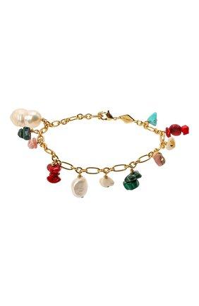 Женская браслет carine ANNI LU разноцветного цвета, арт. 192-40-40 | Фото 1
