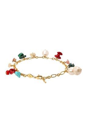 Женская браслет carine ANNI LU разноцветного цвета, арт. 192-40-40 | Фото 2