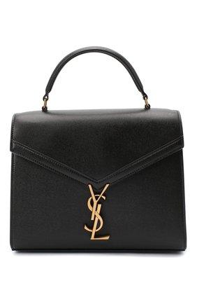 Женская сумка cassandra SAINT LAURENT черного цвета, арт. 623931/B0W0W | Фото 1