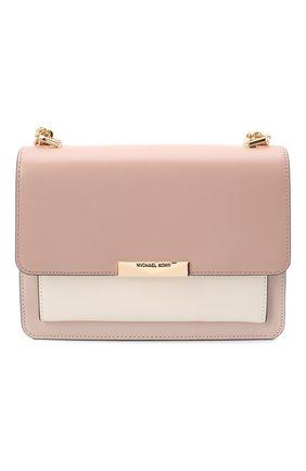 Женская сумка jade MICHAEL MICHAEL KORS розового цвета, арт. 30S9GJ4L9T   Фото 1