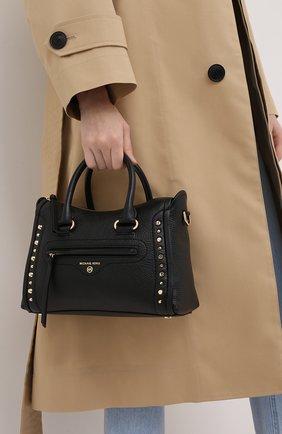 Женская сумка carine MICHAEL MICHAEL KORS черного цвета, арт. 30S0GCCS1T | Фото 2
