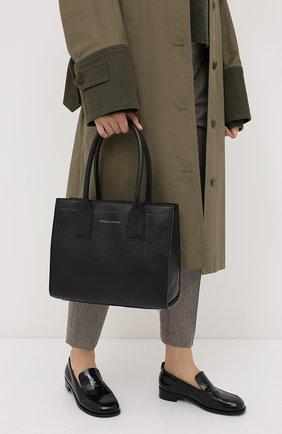 Женская сумка BRUNELLO CUCINELLI черного цвета, арт. MBVND2245P | Фото 2