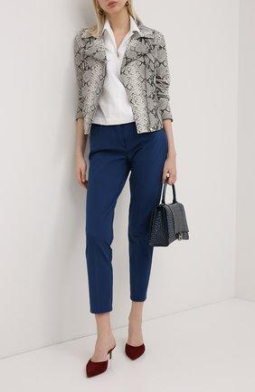 Женские джинсы ESCADA синего цвета, арт. 5028283 | Фото 2