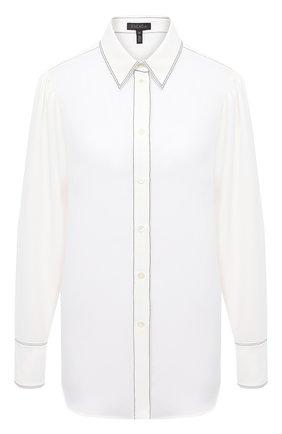 Женская рубашка ESCADA белого цвета, арт. 5033899 | Фото 1