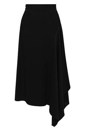 Женская юбка-миди ESCADA черного цвета, арт. 5033886 | Фото 1