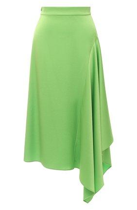 Женская юбка-миди ESCADA зеленого цвета, арт. 5033886 | Фото 1