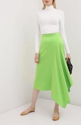 Женская юбка-миди ESCADA зеленого цвета, арт. 5033886 | Фото 2
